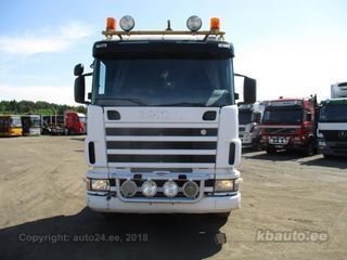 Scania R144 DC14.15 338kW