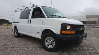 Chevrolet Express 4.8 v8 220kW