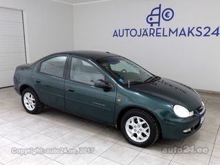 Chrysler Neon Limited ATM 2.0 98kW