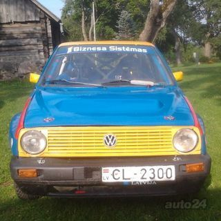 Volkswagen Golf Rally 2.0 DOHC 132kW