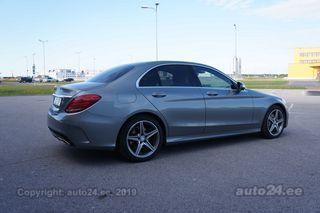 Mercedes-Benz C 180 AMG Pakett 1.6 115kW