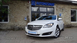 Opel Insignia SPORTS TOURER COSMO ATM 2.0 CDTI 120kW