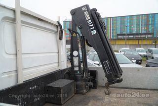 Volkswagen LT 2DX0FE ümberehitus Q5080 2.4 75kW