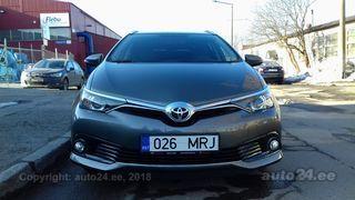Toyota Auris 1.6 97kW