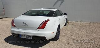 Jaguar XJ PORTFOLIO LWB AWD 3.0 V6 250kW