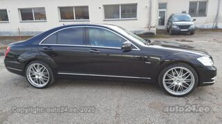 Mercedes-Benz S 350 3.0 190kW