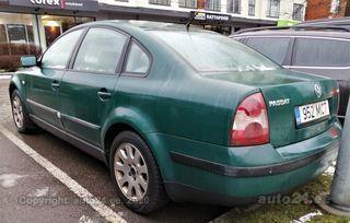 Volkswagen Passat 2.0 85kW