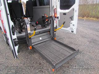 Renault Master MA ratastoolitõstukiga 2.3 74kW