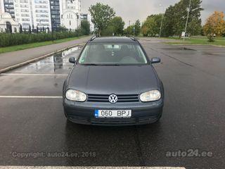 Volkswagen Golf Variant Special 1.9 TDI 74kW