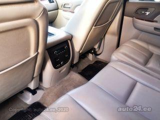 Chevrolet Avalanche LTZ 4x4 5.3 V8 236kW
