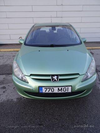 Peugeot 307 XT 2.0 HDI 79kW
