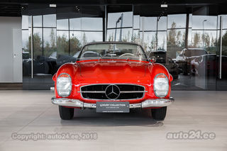 Mercedes-Benz SL 300 Roadster 3.0 158kW