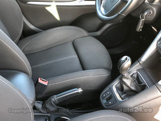 Opel Zafira 2.0 121kW