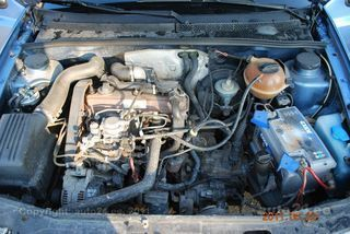 Volkswagen Vento GL 19 Td 55kW