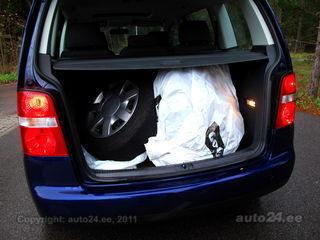 Volkswagen Touran DSG 1.9 R4 77kW