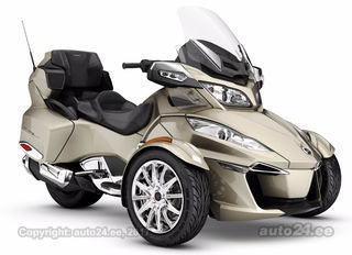 Can-Am Spyder RT LTD SE 6 2017 1.3 86kW