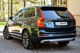 Volvo XC90 AWD INSCRIPTION XENIUM INTELLI WINTER MY 2018 2.0 D5 173kW