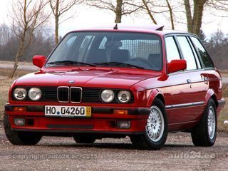 BMW 316 E30 Touring 1.6 R4 74kW