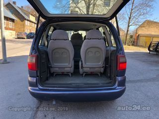 Ford Galaxy 7M Family Comfort 2.0 R4 85kW
