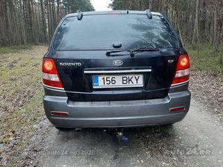 Kia Sorento AWD 2.5 103kW