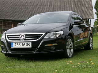 Volkswagen Passat CC EXLUSIVE BLUEMOTION Highline 2.0 TDI 103kW