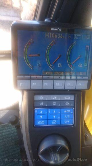 Komatsu 190LC-8 SAA4D107E-1D 97kW