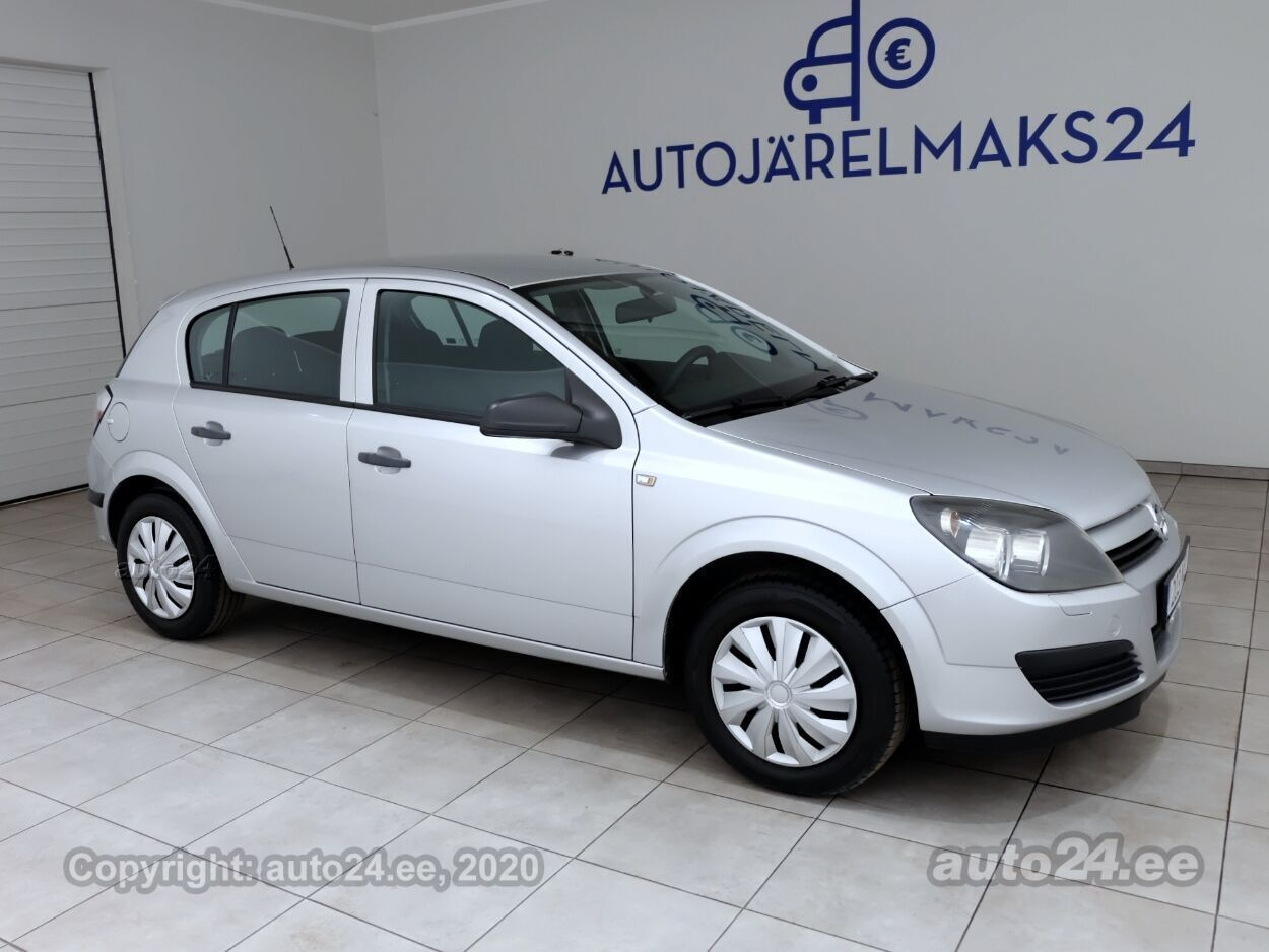 Opel Astra Elegance - Photo
