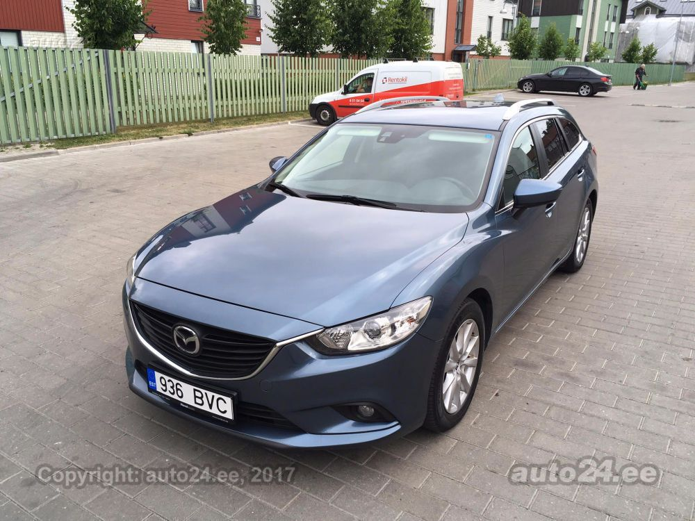 mazda 6 skyactive d premium 2 2 110kw. Black Bedroom Furniture Sets. Home Design Ideas