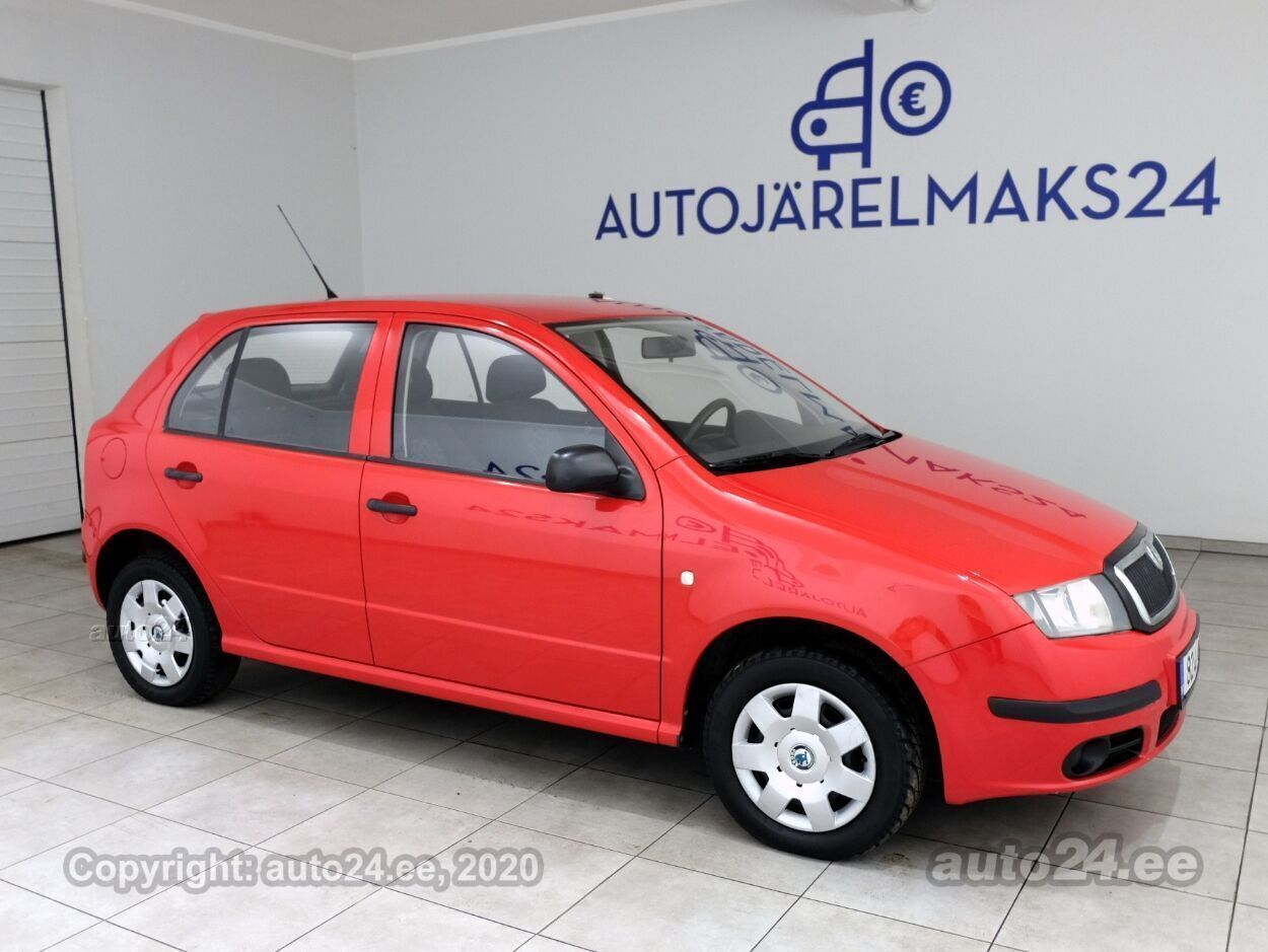 Skoda Fabia Facelift - Photo
