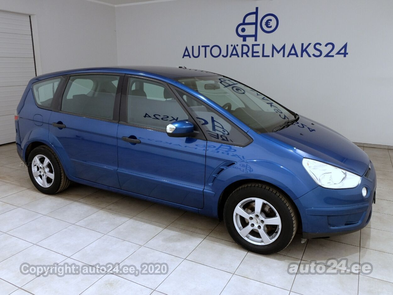 Ford S-MAX Comfort - Photo