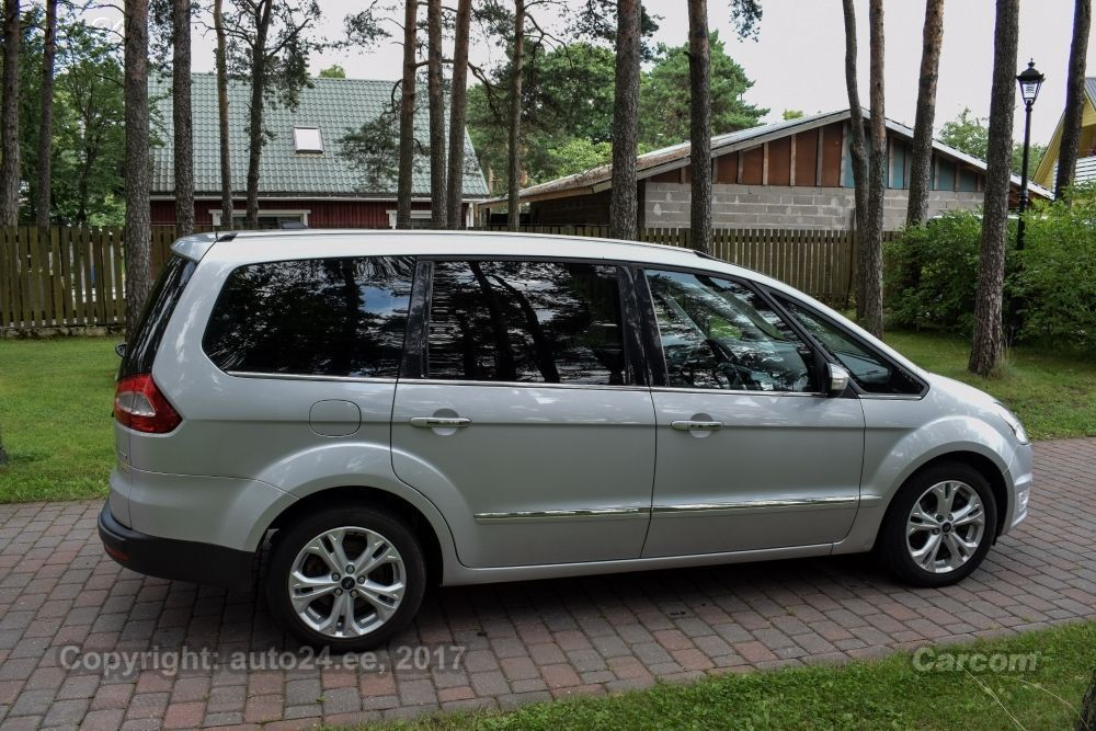 Ford Galaxy TITANIUM MY2011 2.0 TDCI 103kW