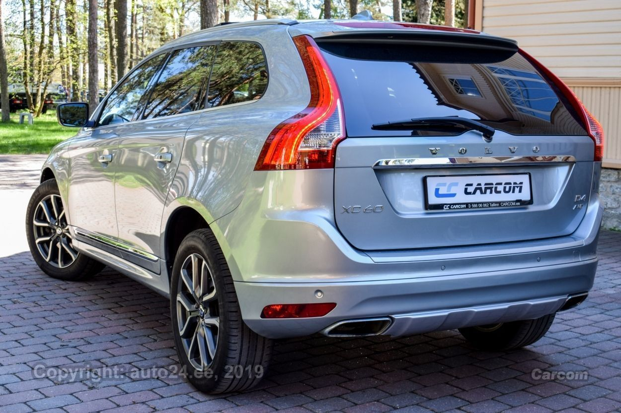 Volvo XC60 AWD SUMMUM INTELLI SAFE PRO WINTER 2.4 D4 133kW