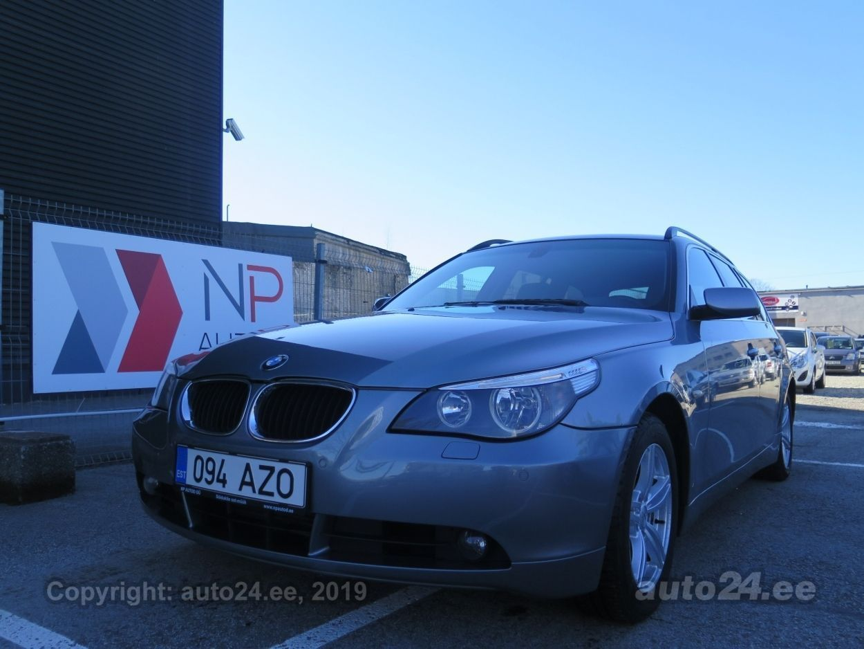 BMW 525 Touring ATM 2.5  130 kW