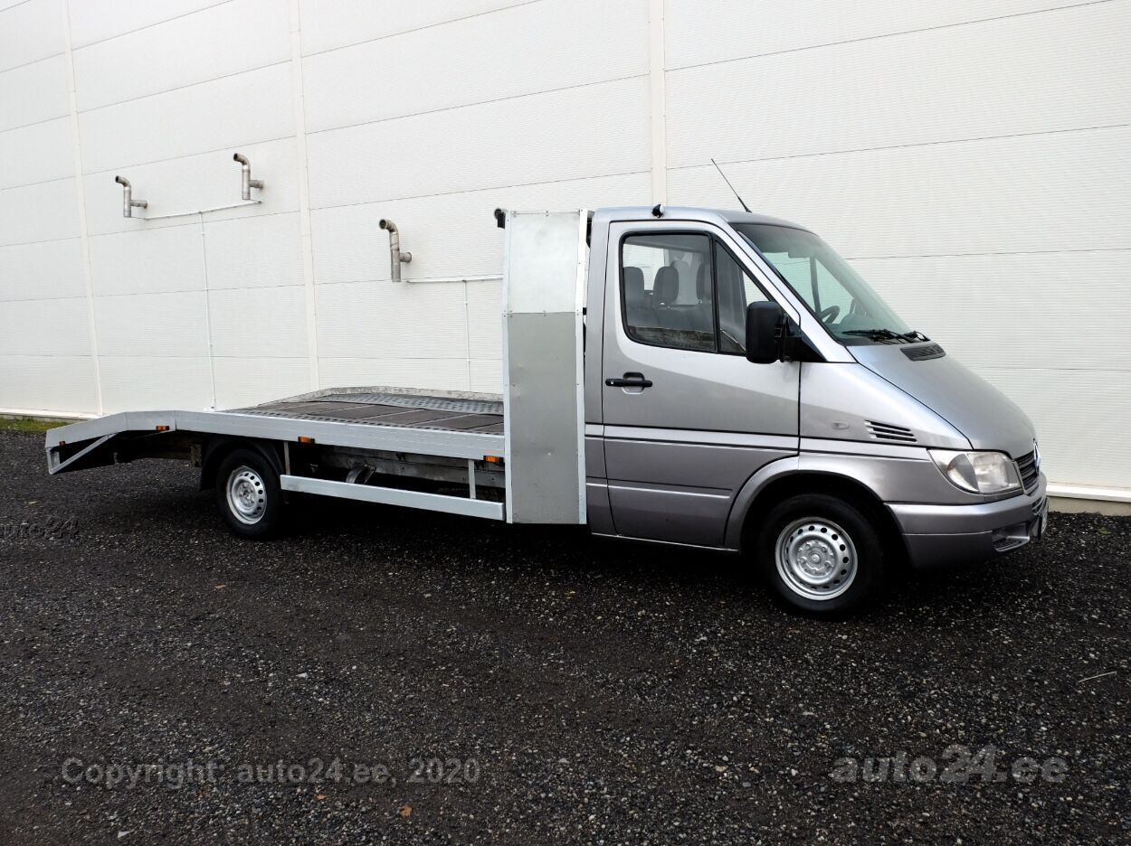 Mercedes-Benz Sprinter 316CDI Puksiir