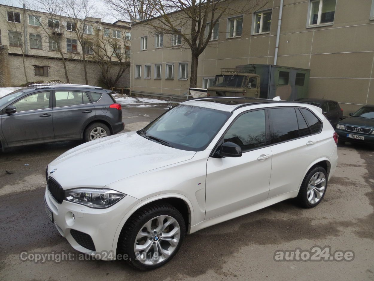 BMW X5 M-Sport 40d PURE EXPERIENCE 3.0 230kW