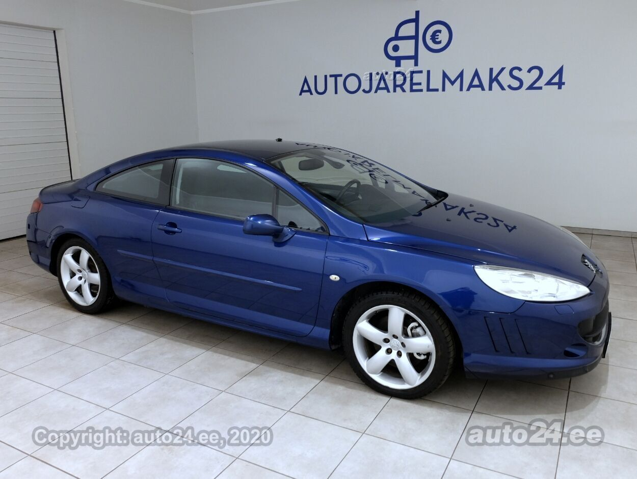Peugeot 407 Coupe Comfort ATM