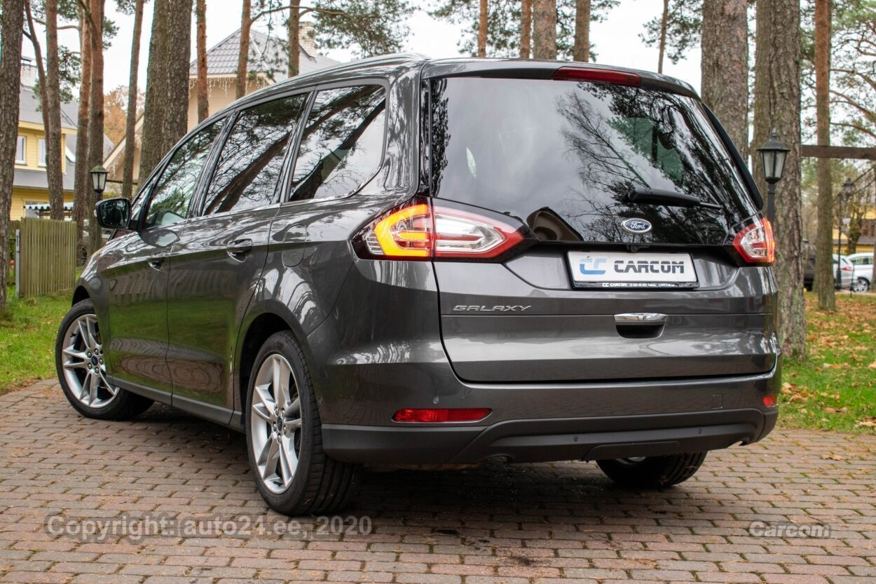 Ford Galaxy TITANIUM Advanced Safety MY 2018 2.0 Ecoboost 177kW