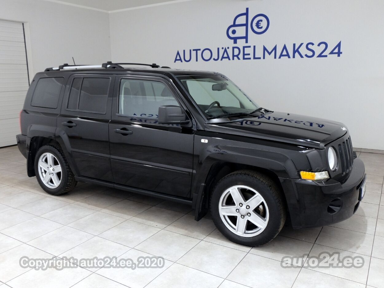 Jeep Patriot Limited ATM - Photo