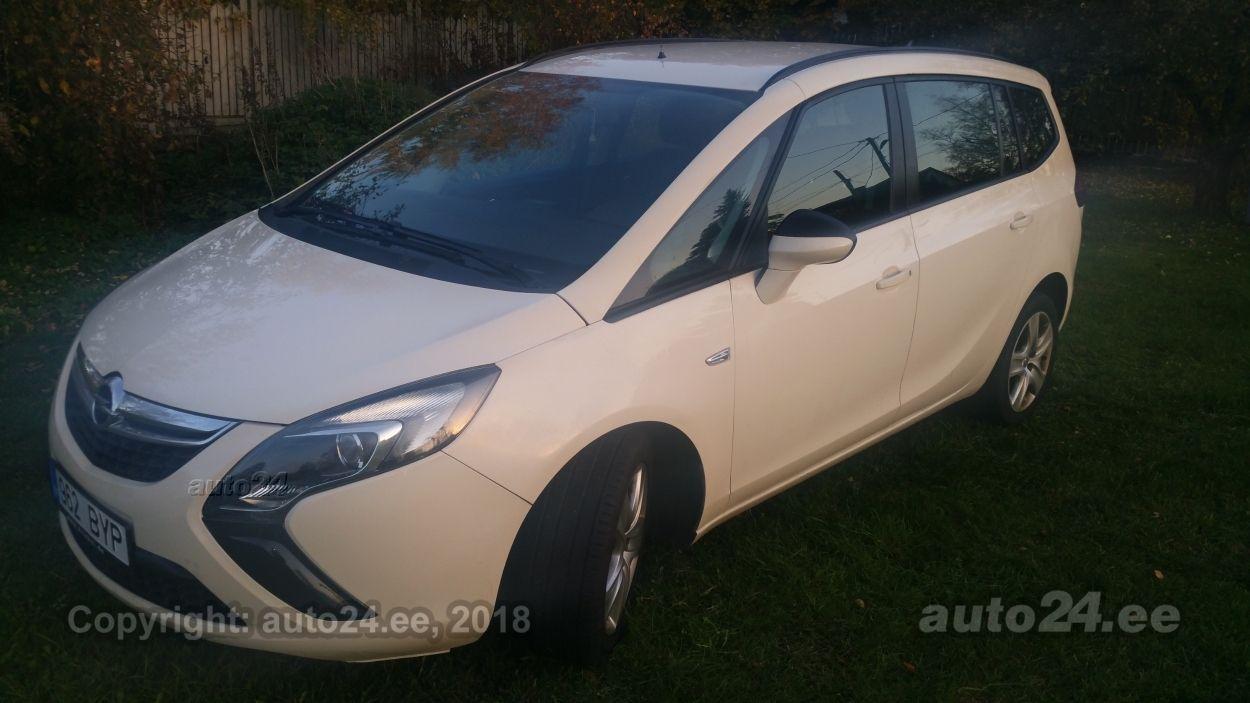 Opel Zafira 1.6 110kW