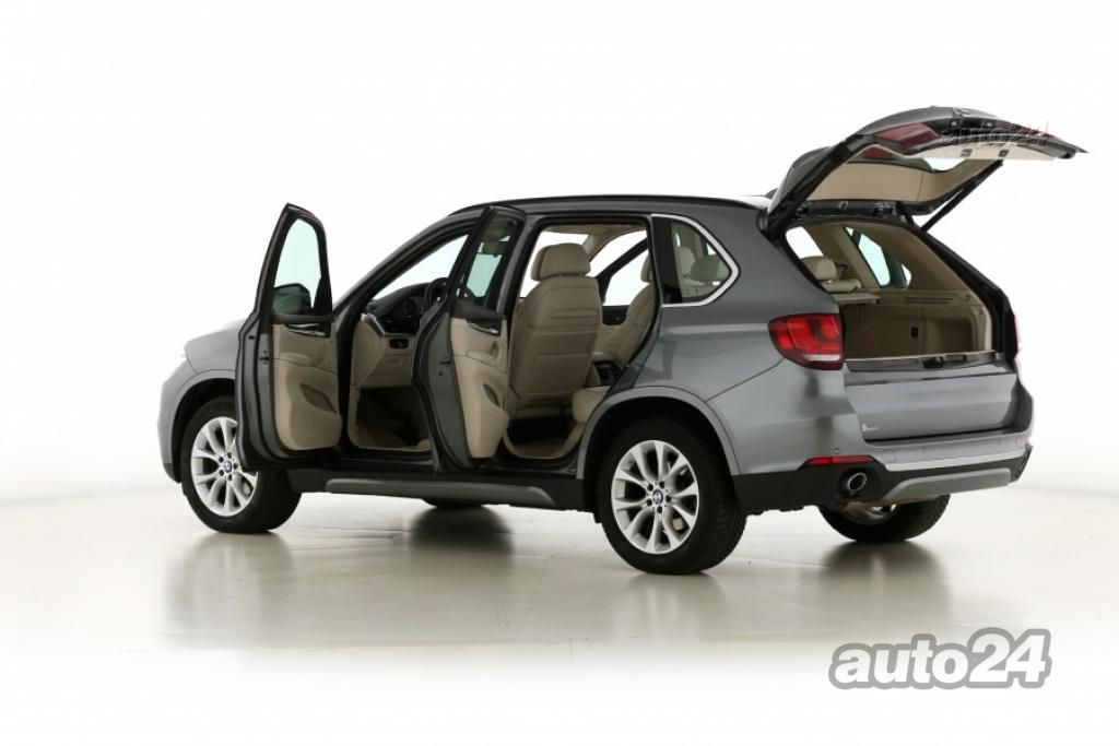 BMW X5 xDrive30d Excellence 3.0 190kW
