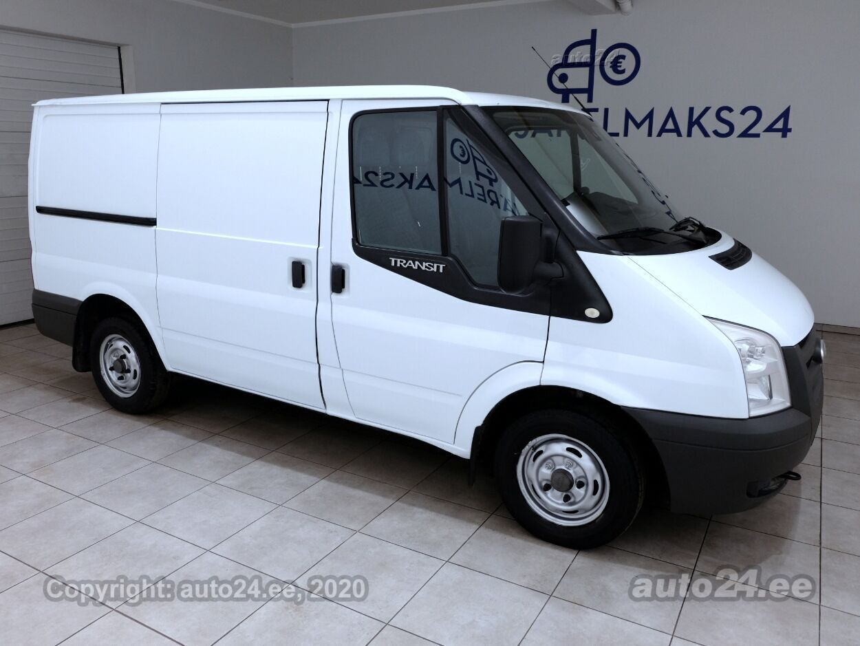 Ford Transit 300S Van - Photo