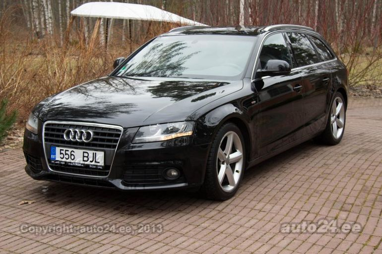 audi a4 s line b8 model 2009 2 7 140kw. Black Bedroom Furniture Sets. Home Design Ideas