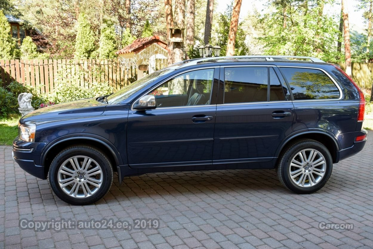 Volvo XC90 AWD SUMMUM WINTER 7K 2.4 D5 147kW