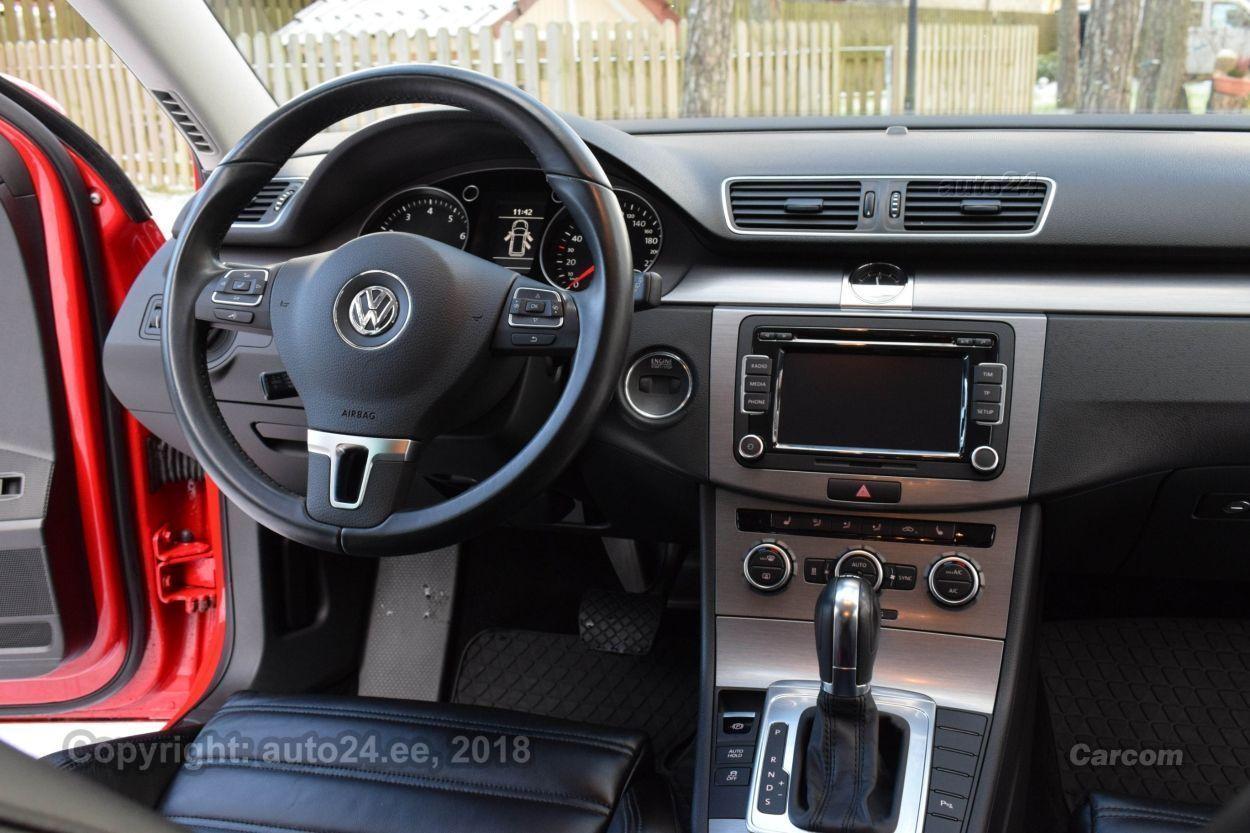 Volkswagen Passat Highline EcoFuel 1.4 TSI 110kW