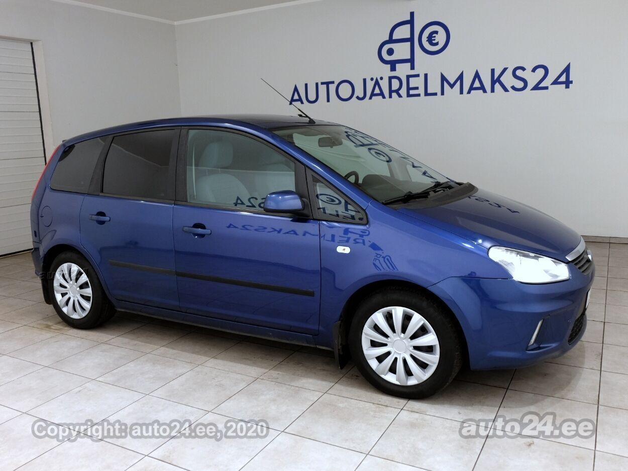 Ford Focus C-Max Facelift