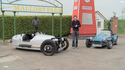 VIDEO: Caterham Seven 160 vs Morgan 3 Wheeler