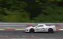 VIDEO: Keskmootoriga Corvette jõudis Nürburgringile
