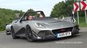Lotus 3-Eleven jõudis Nürburgringile