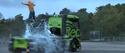 VIDEO: TRUCK DRIFT GYMKHANA 1: THE EPIC RIG
