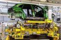 Porsche alustas uue Macani seeriatootmist
